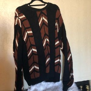 Claiborne Knit Sweater XL
